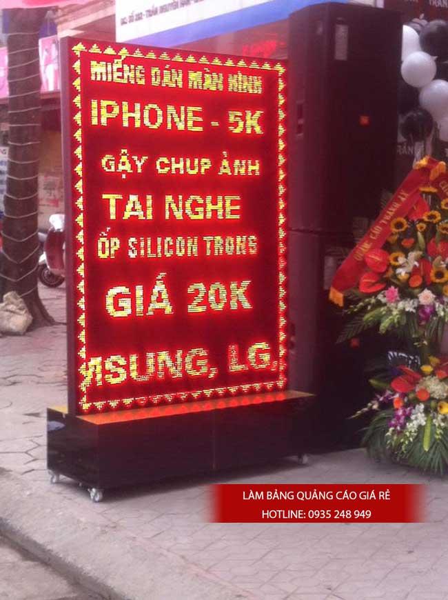 thi cong lam bang hieu quang cao 39 1 - Làm bảng quảng cáo tại đường Lê Văn Quới quận Bình Tân