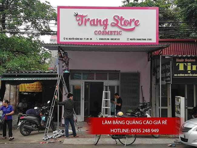 thi cong lam bang hieu quang cao 54 - Làm bảng hiệu quảng cáo giá rẻ