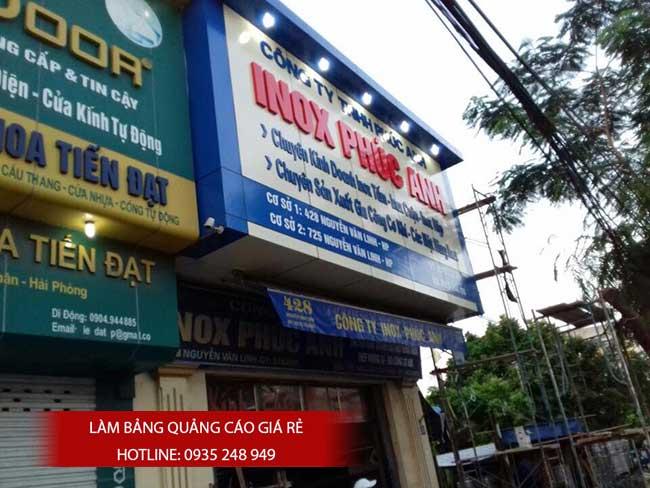 thi cong lam bang hieu quang cao 55 1 - Làm bảng hiệu quảng cáo giá rẻ