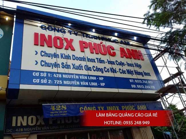 thi cong lam bang hieu quang cao 57 1 - Làm bảng hiệu công ty đẹp uy tín tại tp hcm