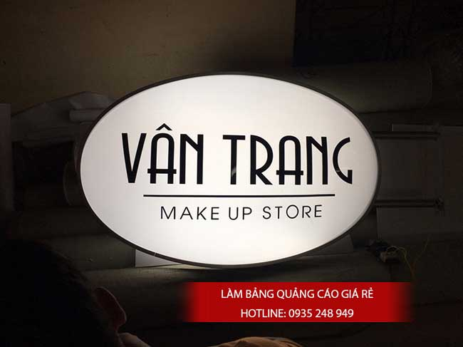 thi cong lam bang hieu quang cao 69 1 - Làm bảng hiệu quảng cáo đường Nguyễn Sơn quận Tân Phú