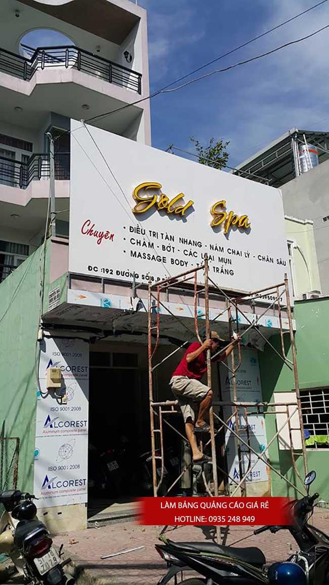 thi cong lam bang hieu quang cao 78 - Làm bảng quảng cáo tại đường Trương Phước Phan quận Bình Tân