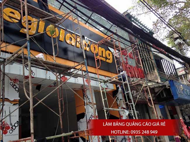 thi cong lam bang hieu quang cao 86 1 - Làm bảng quảng cáo tại đường Lê Văn Quới quận Bình Tân