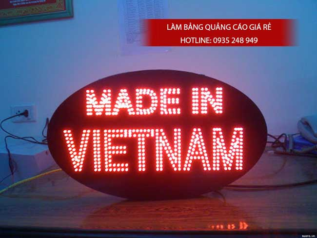 bang bien hieu den led 15 - Làm bảng hiệu đèn led quận 1