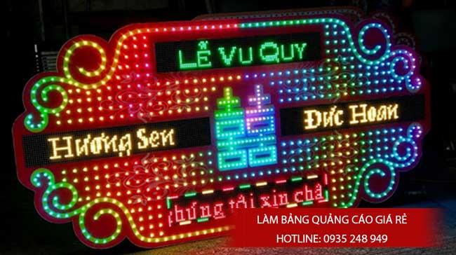 bang bien hieu den led 18 - Làm bảng hiệu đèn led quận 1