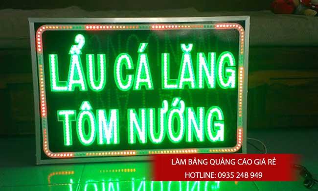bang bien hieu den led 22 - Làm bảng hiệu đèn led quận 1