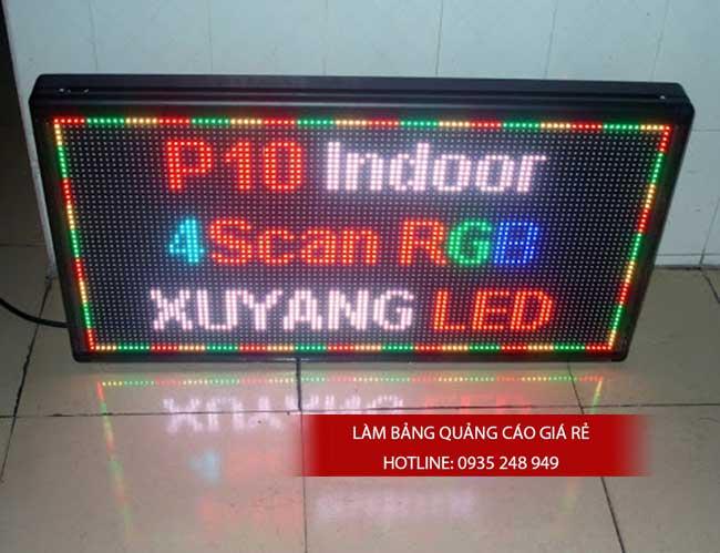 bảng hiệu đèn led giá rẻ