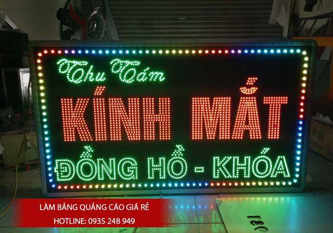 bang bien hieu den led 6 - Làm bảng hiệu đèn led quận 1