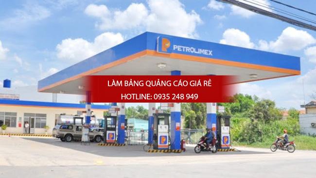 bang hieu cay xang 7 - Thi công làm bảng hiệu quảng cáo quận 5