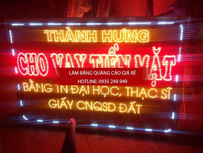 bang hieu hop den led 5 - Làm bảng hiệu quận 5 tphcm