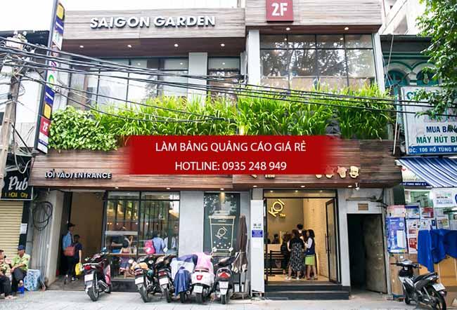 bang hieu quan tra sua dep 19 - Thi công làm bảng hiệu quảng cáo quận Bình Tân