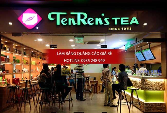 bang hieu quan tra sua dep 8 - Làm bảng hiệu quảng cáo quận Bình Tân TPHCM