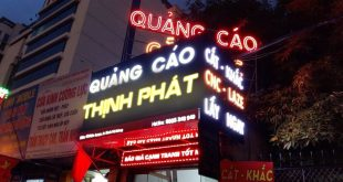 bang hieu quang cao dep 79 310x165 - Làm bảng quảng cáo tại đường Lê Văn Quới quận Bình Tân