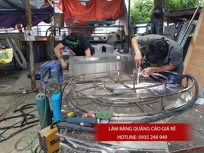 chu noi inox dep gia re 12 - #Chữ nổi inox giá rẻ quận Bình Tân