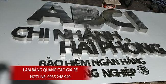 chu noi inox dep gia re 8 - #Chữ nổi inox giá rẻ quận Bình Tân