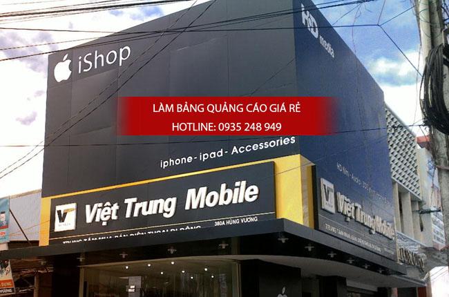 lam bang hieu alu 15 - Thi công làm bảng hiệu quảng cáo quận 5