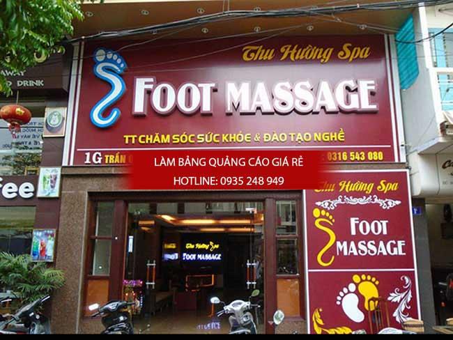 lam bang hieu quan 1 1 - Thi công làm bảng hiệu quảng cáo quận Tân Phú