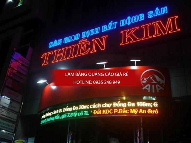lam bang hieu tai quan 3 2 - Làm bảng hiệu đèn led quận 1
