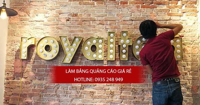 lam bang hieu tai quan 3 8 - Thi công làm bảng hiệu quảng cáo quận Tân Phú