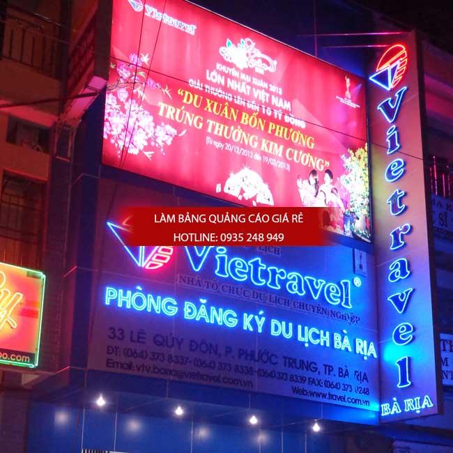 mau bang hieu dep 11 - Làm bảng hiệu đèn led quận 1