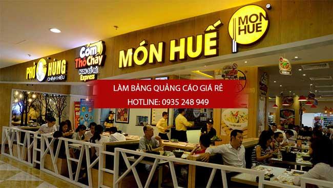 mau bang hieu nha hang dep 15 - Thi công làm bảng hiệu quảng cáo quận Bình Tân