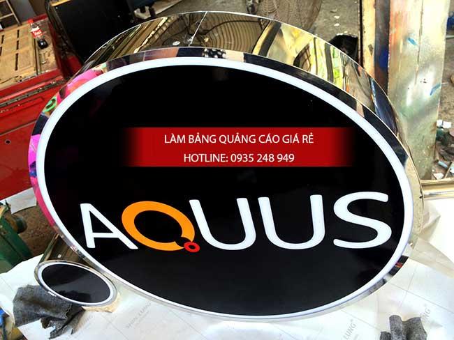 san xuat thi cong hop den mica 7 - Làm bảng hiệu hộp đèn quận Tân Phú