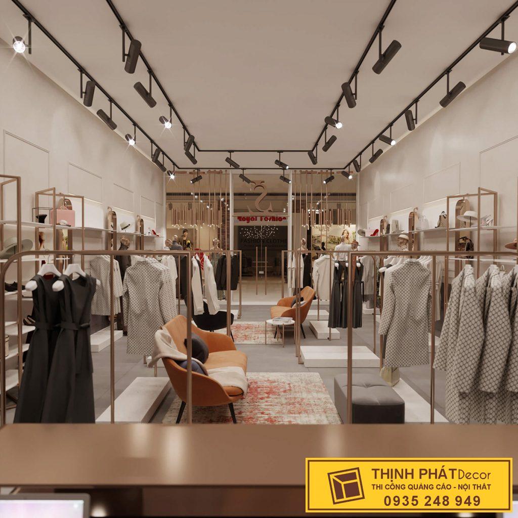 """""""thiết-kế-thi công shop áo quần quận 5"""