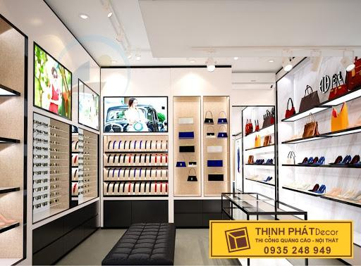 thiết kế nội thất shop thời trang tphcm